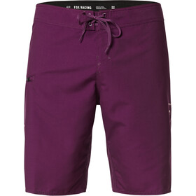 "Fox Overhead 20"" Boardshorts Heren, dark purple"